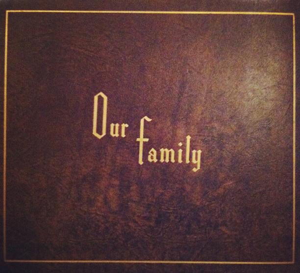 photo album family